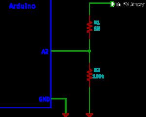 volt-divider
